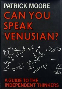 Can You Speak Venusian?